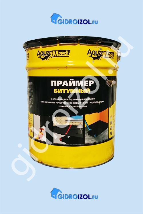 Праймер Битумный Aquamast Инструкция - фото 2