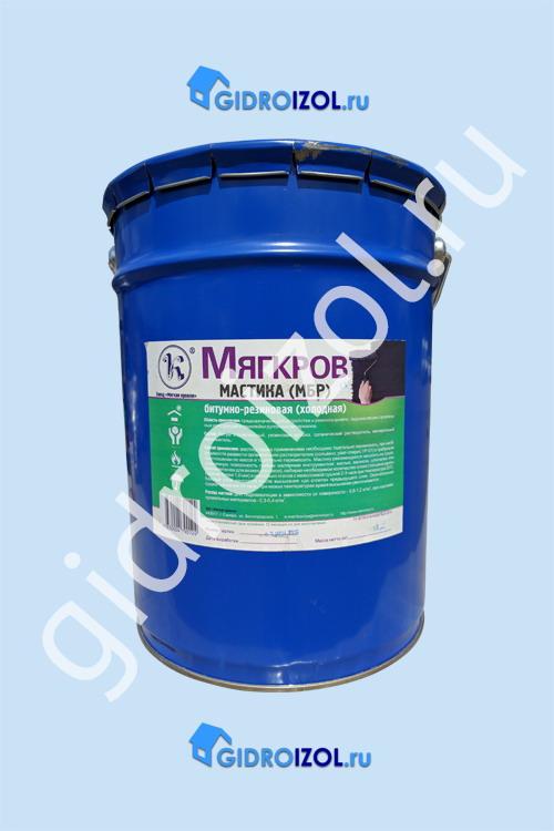 Мастика резино-битумная мбр 65 выбор краски для стен квартиры