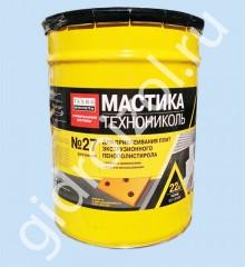 Технониколь 27 мастика мастика каллебаут купить в москве
